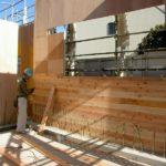 20121212杉板材型枠張り(T邸)