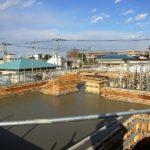 20130126R階コン打設完了(T邸)