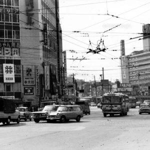 昭和40年代の渋谷
